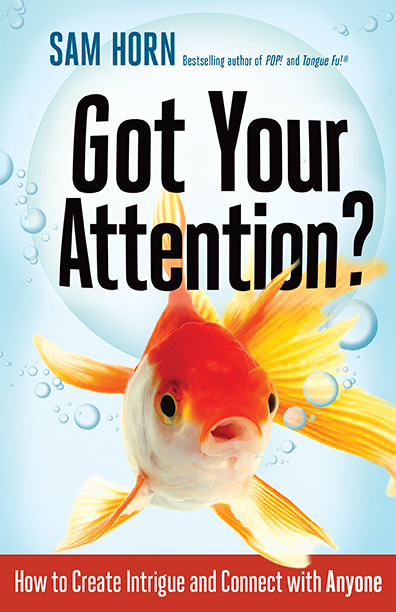 "Book Cover for ""Got Your Attention?"""