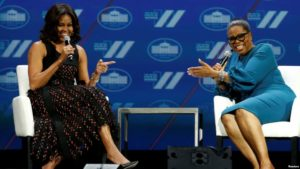 michelle obama and oprah - great picture