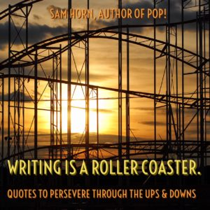 writing-is-a-roller-coaster-quotes