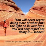 you'll never regret - red rocks - middle