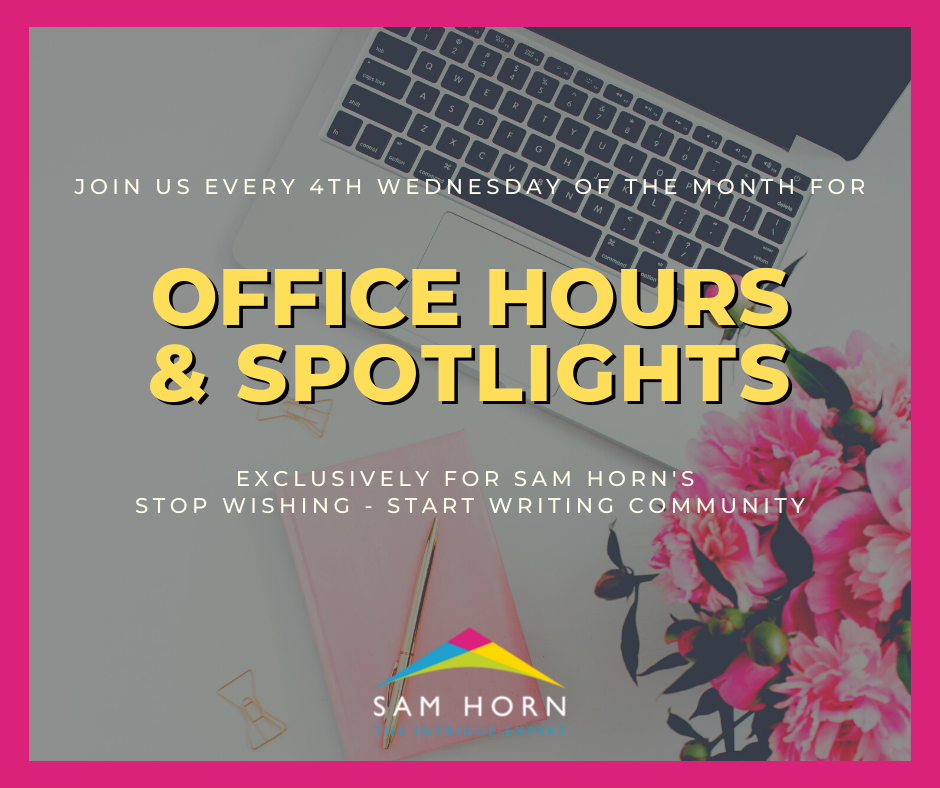 Office Hours with Sam Horn Promo Image