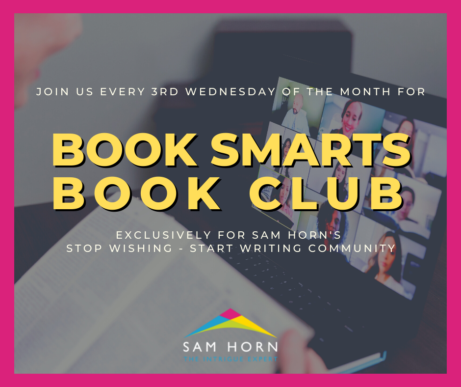 BOOK SMARTS Book Club promo image
